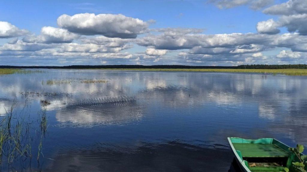 Рыбалка в Рязанской области - озеро Великое