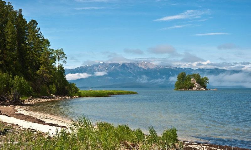 Озеро Байкал, Чивыркуйский залив