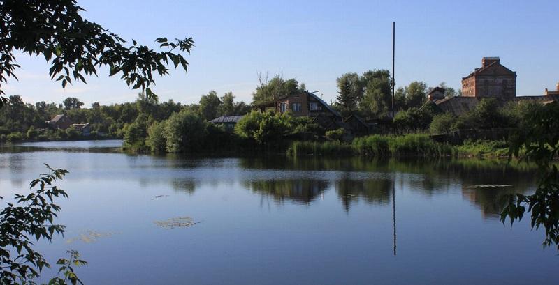 Рыбалка в Ульяновской области - Река Большой Черемшан