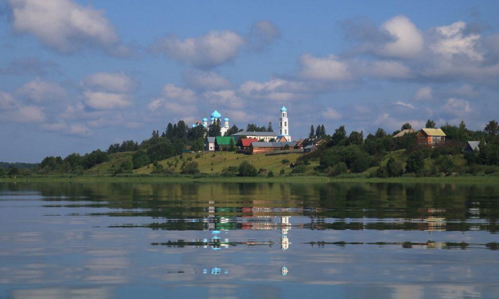 Рыбалка в Костроме - Чухломское озеро