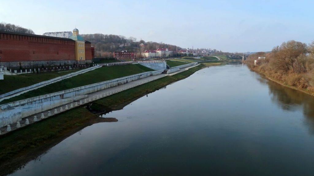 Рыбалка в Смоленске и области - Днепр