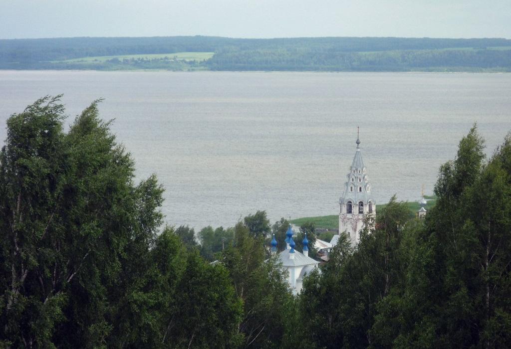 Рыбалка в Костроме - Галичское озеро