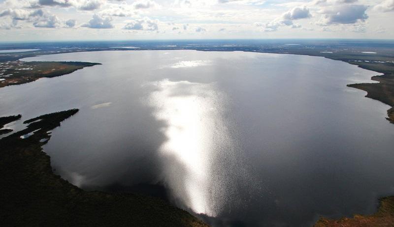 Озеро Мирное, Томская область