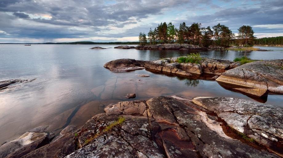 Рыбалка в Вологодской области - Онежское озеро