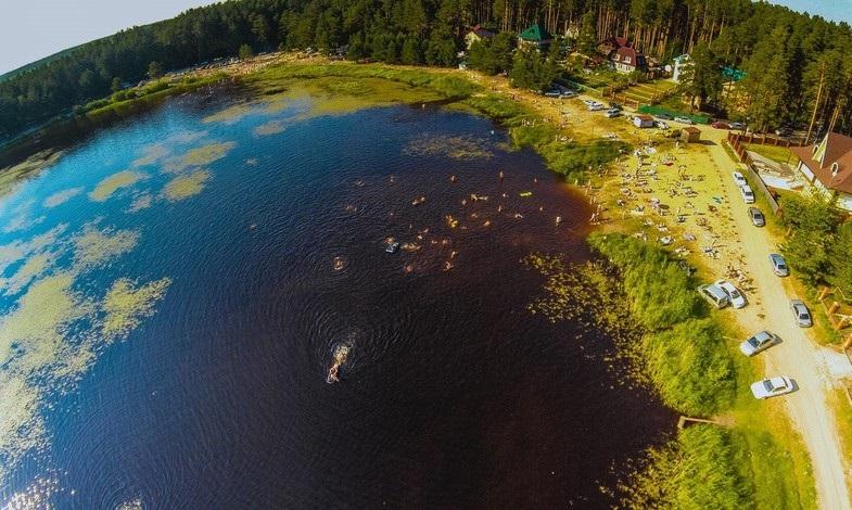 Озеро Песчаное, Томская область