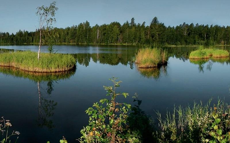 Озеро Шайтан, Кировская область