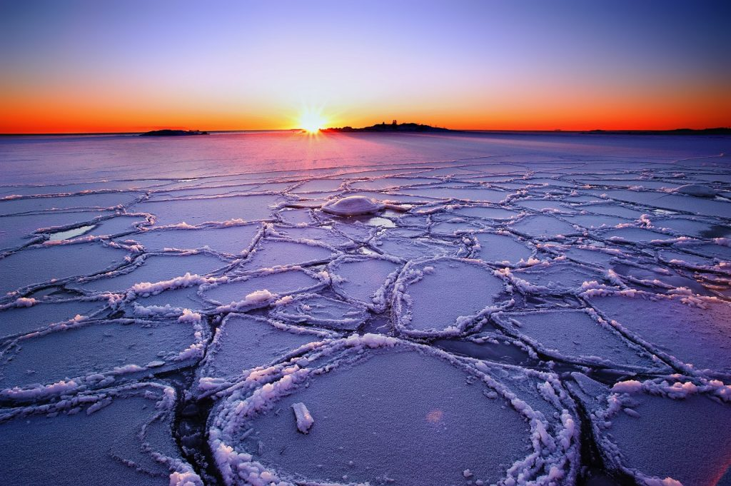 Рыбалка в Архангельской области - Озеро Слободское