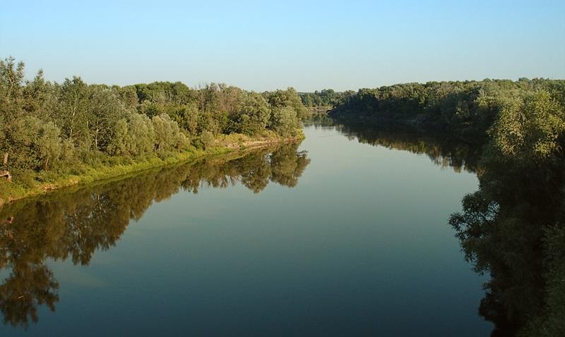 Рыбалка в Саратовской области - Река Хопер