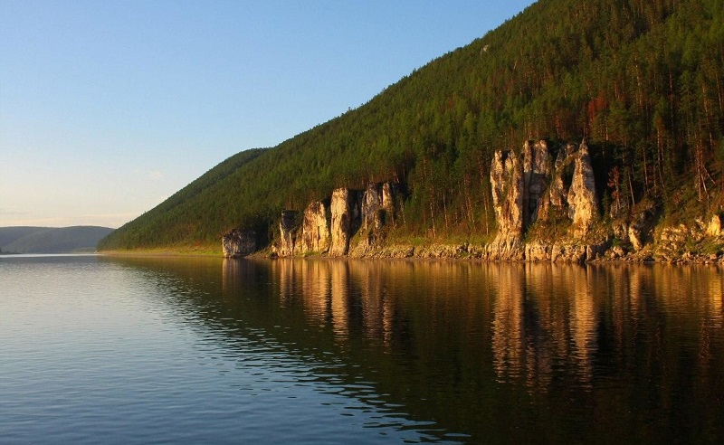 Рыбалка в Иркутской области - Река Лена