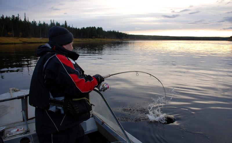 Рыбалка в ХМАО - Северная Сосьва