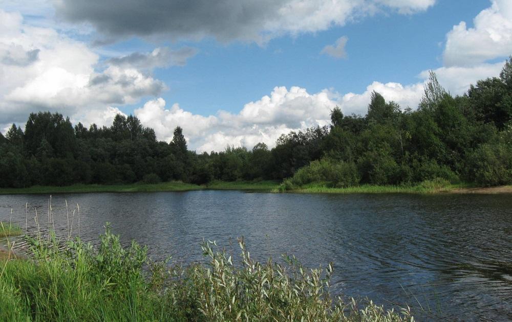 Река Суда, Вологодская область