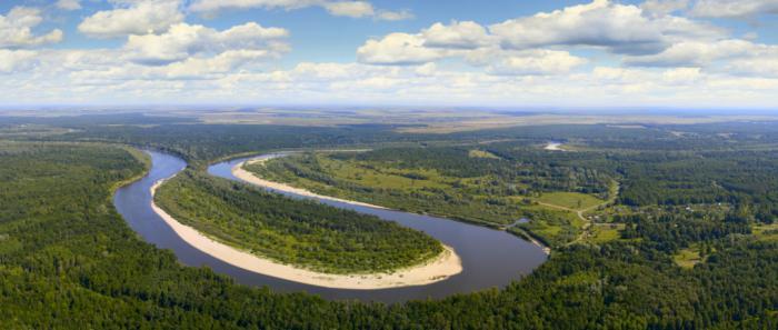 Рыбалка в Пензенской области - Река Сура