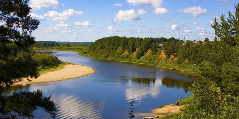 Рыбалка в Кировской области - река Ветлуга