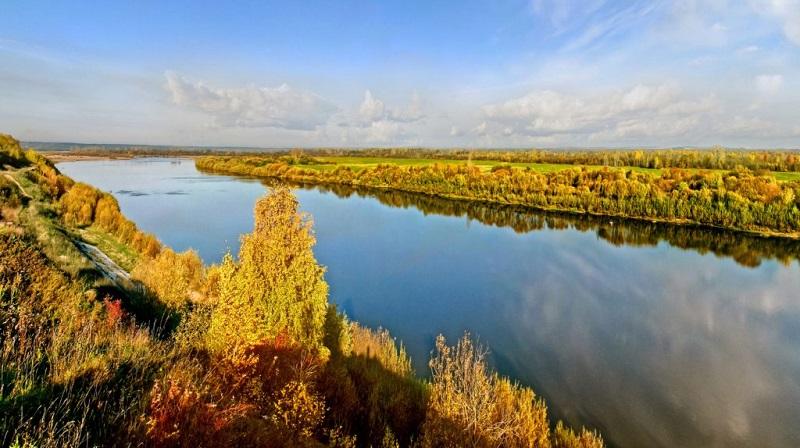 Рыбалка в Кировской области - река Вятка