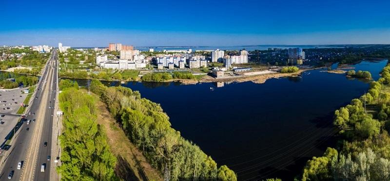 Рыбалка в Ульяновской области - Река Свияга