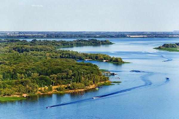 Рыбалка в Саратовской области - Река Волга
