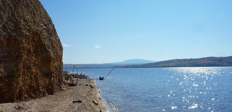 Зейское водохранилище, Амурская область