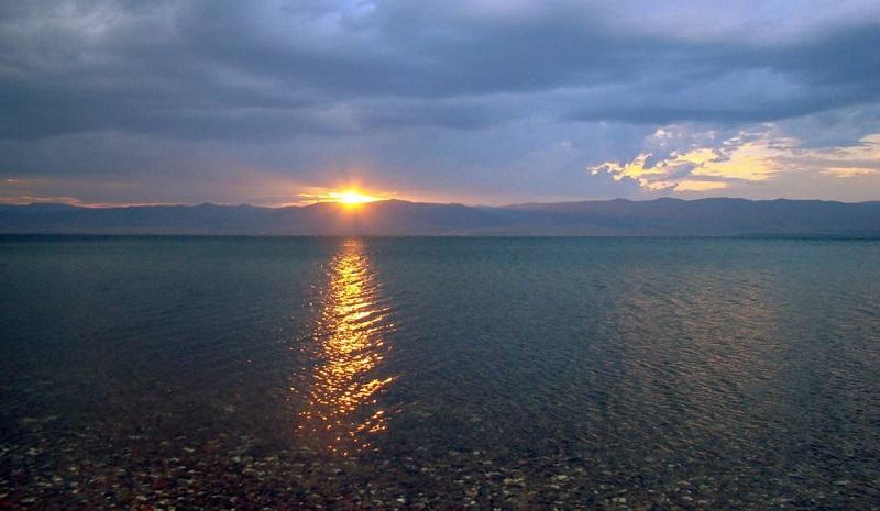 Рыбалка в Бурятии - Озеро Гусиное