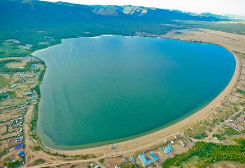 Рыбалка в Бурятии - Озеро Щучье
