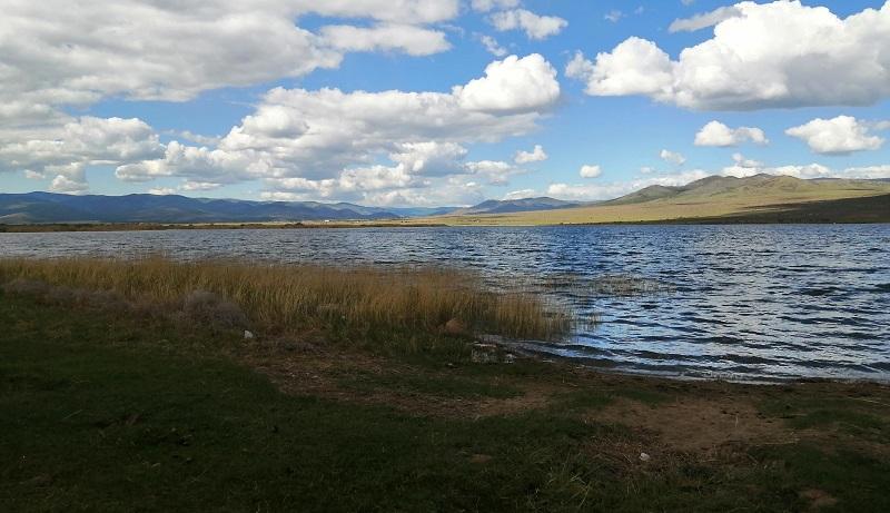 Озеро Торма, Бурятия