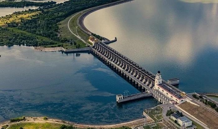 Цимлянская ГЭС